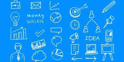 27 Business Vector Doodles (PSD)