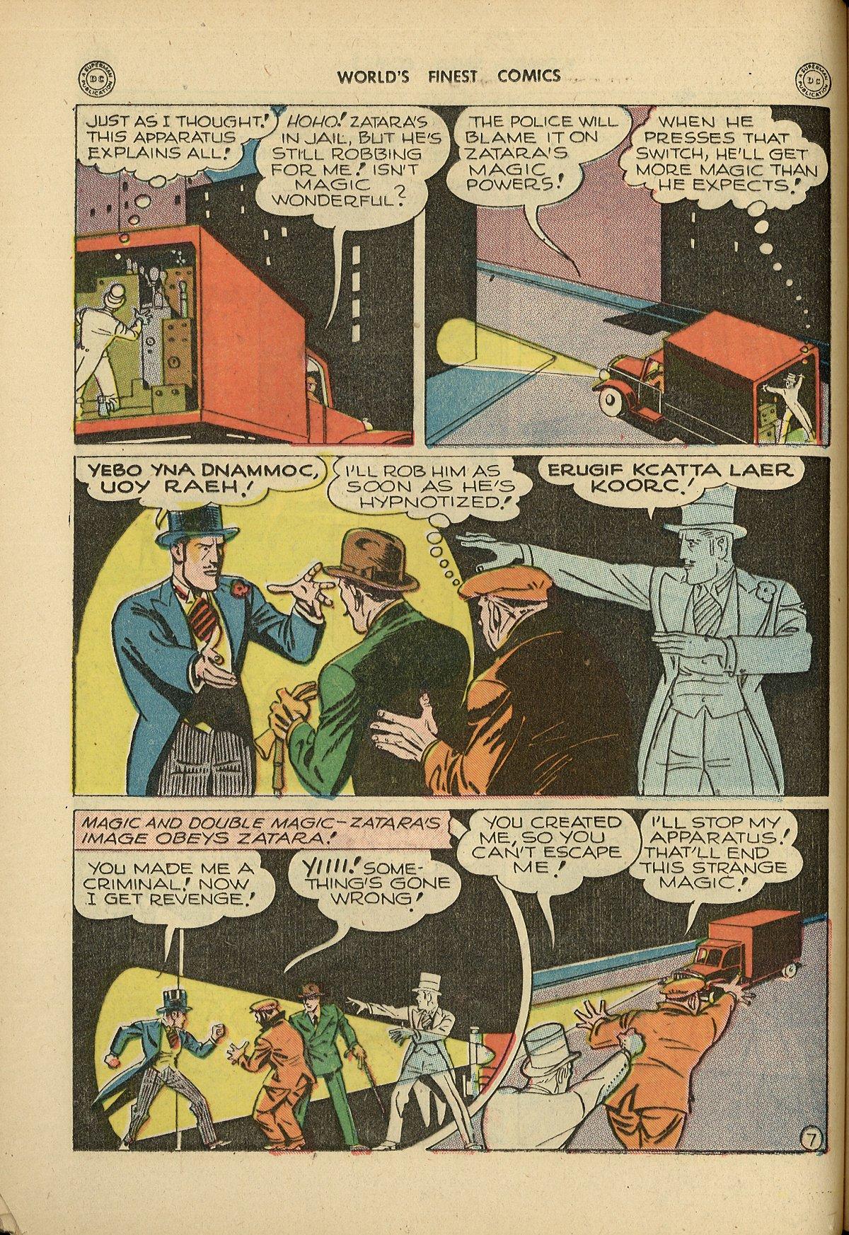 Read online World's Finest Comics comic -  Issue #26 - 22