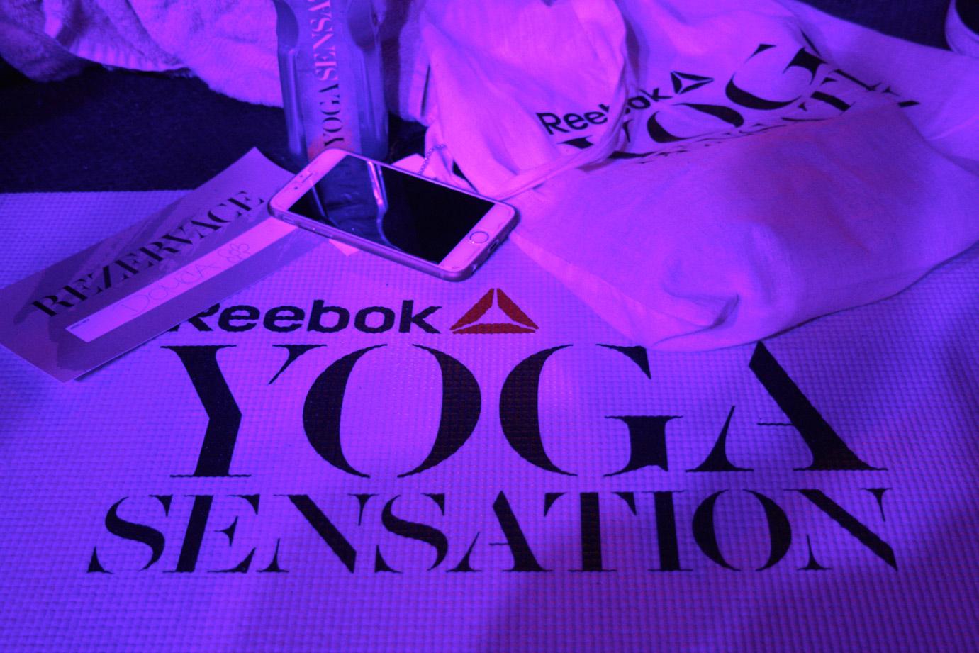 REEBOK YOGA SENSATION 9