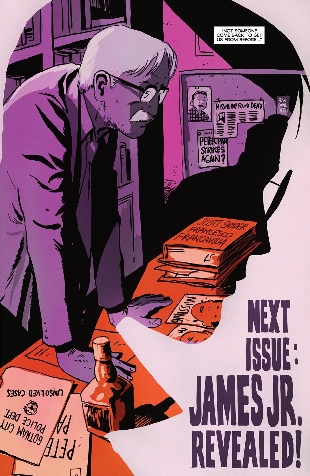 Detective Comics (1937) 874 Page 19