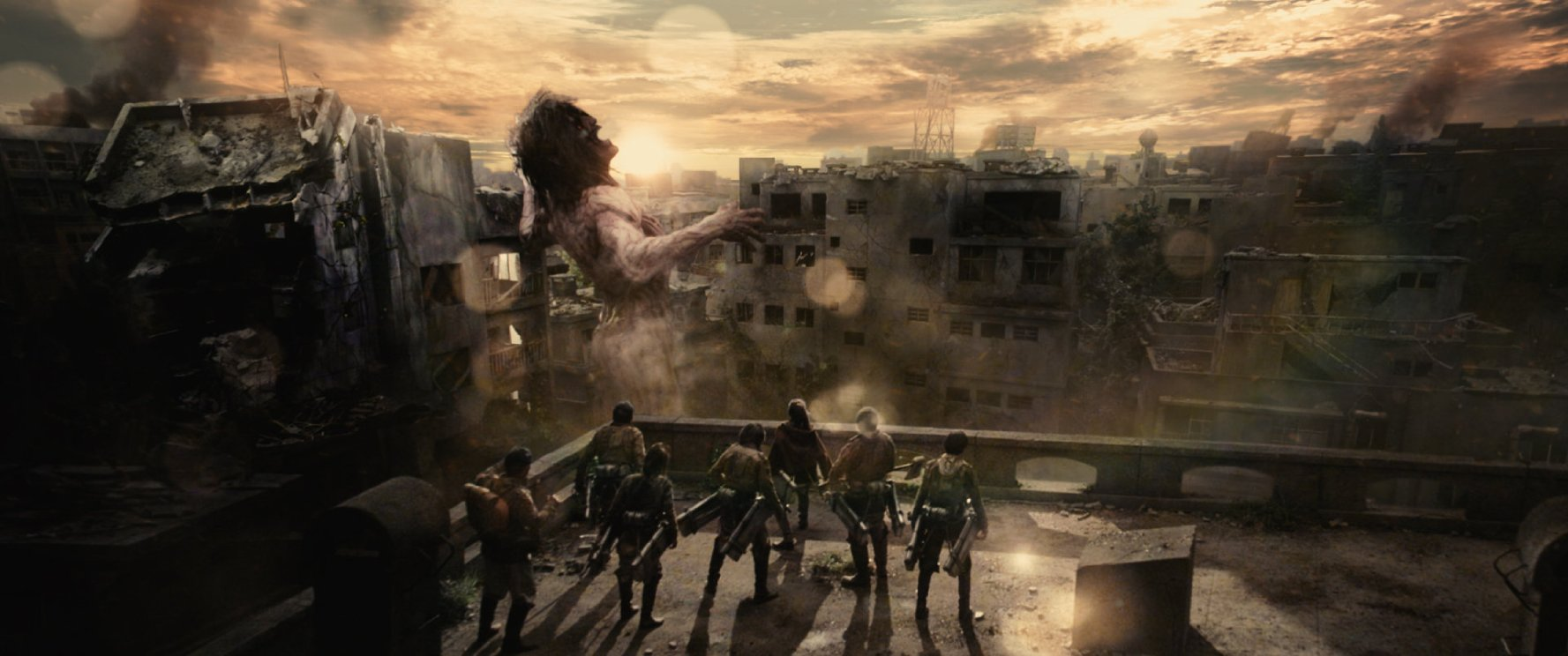 Attack On Titan Part 2: End of the World