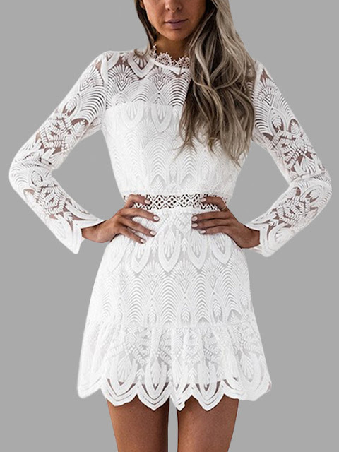 https://www.yoins.com/Lace-Hollow-Design-Crew-Neck-Long-Sleeves-Dress-in-White-p-1207995.html