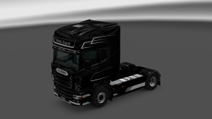 Scania RJL Dark Legend Skin