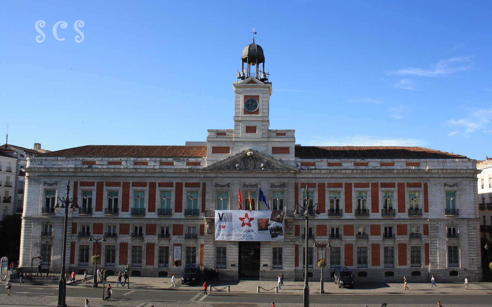 Puerta del sol madrid for Plaza puerta del sol