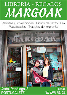 Librería Margoak