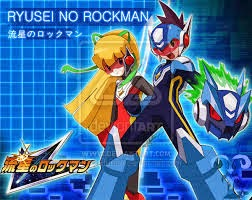 Mega Man Star Force - Ryuusei no Rockman VietSub (2007)