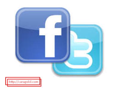 Status Facebook Dan Twitter Otomatis