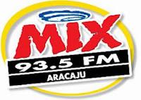 Rádio Mix FM 93,5 de Aracaju SE