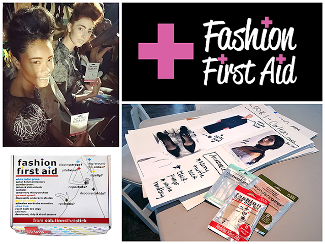 fashion first aid nyfw