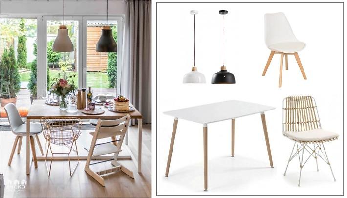 Pero además de en el comedor los muebles de diseño forman parte