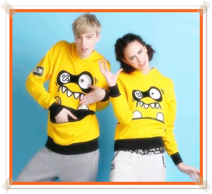 jaket couple lucu