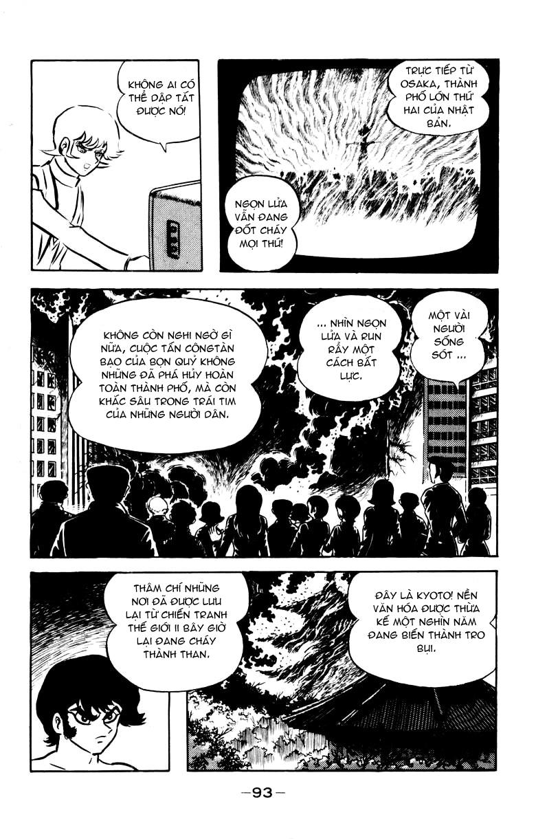DevilMan chapter 19 trang 8