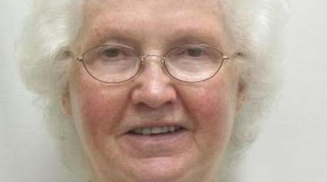 Κι όμως αυτή η γλυκιά γιαγιά.. είναι η πιο επικίνδυνη γυναίκα στον Καναδά!!