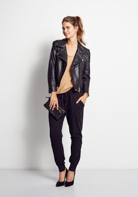 Hush Jet Leather Jacket
