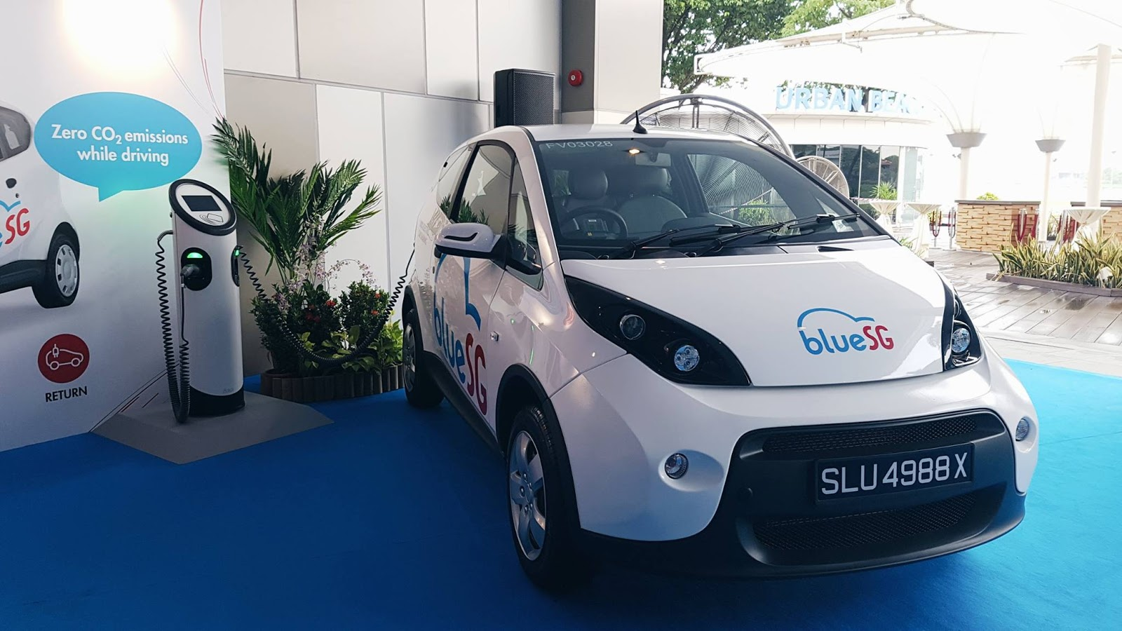 If Only Singaporeans Stopped to Think: Electric car-sharing scheme ...
