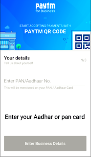 how to register paytm merchant account, Paytm merchant registration process, Paytm merchant account trick, How to become a paytm merchant, Paytm merchant offer,