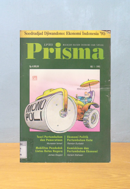 Majalah Prisma: Pertumbuhan dan Pemerataan