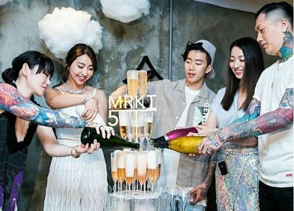 Dara Park randki Kim Soo Hyun