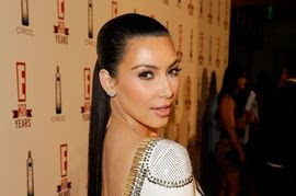 KIM KARDASHIAN DURING ARM ROBBERY IN PARIS