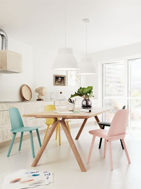 Decorate Your Home In Pastel 8