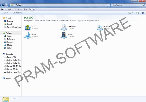 Cara Memunculkan Ekstensi atau Format File di Windows Explorer