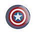 Capitão América Escudo (Capitão América) - Botton (#CP001) - 3,8 cm