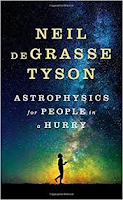 Book cover image of Astrophysics for people in a hurry