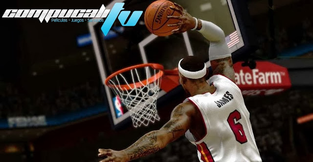 NBA 2k14 Xbox 360 Región FREE XGD3