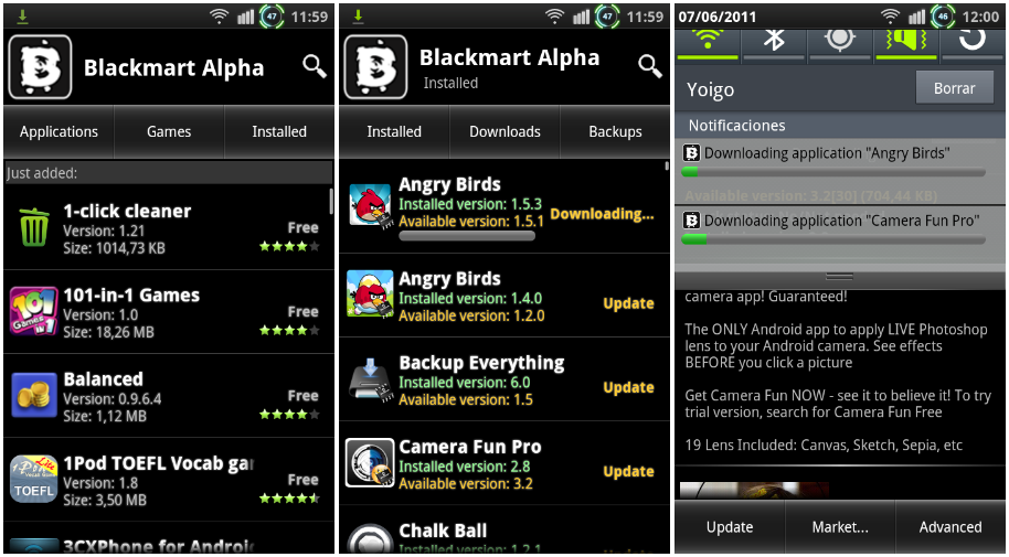 Black market new version apk free download android info download.