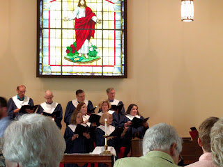 st john's choir fort mill