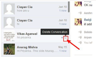 How To Delete Archived Messages On Facebook