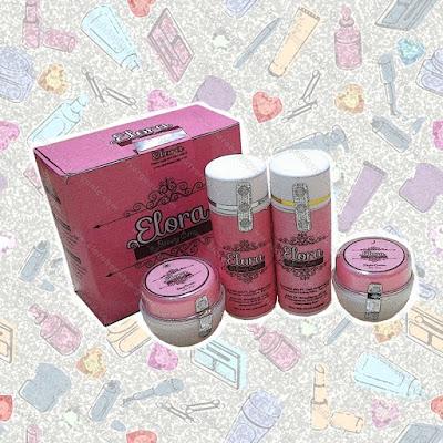 Paket Perawatan Wajah Elora Beauty Organic