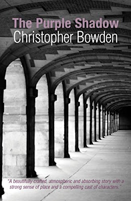 French Village Diaries book review The Purple Shadow by Christopher Bowden