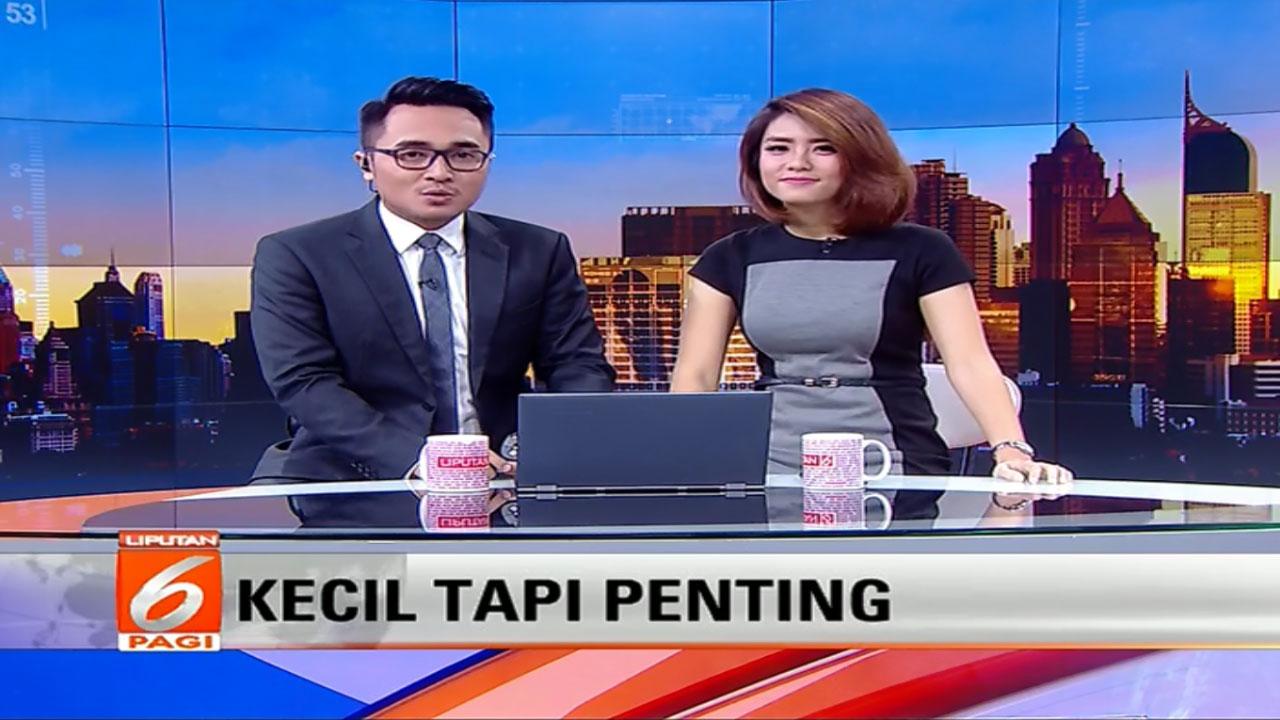Frekuensi siaran Live Feed SCTV di satelit Palapa D Terbaru