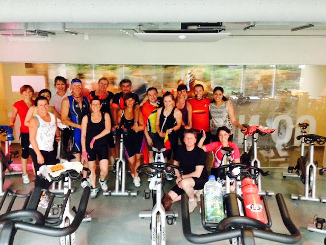 Spinning With The Best People Ever