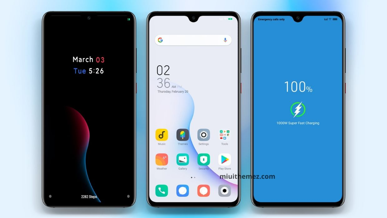 Future V11 MIUI Theme | One of the Best MIUI 11 Theme