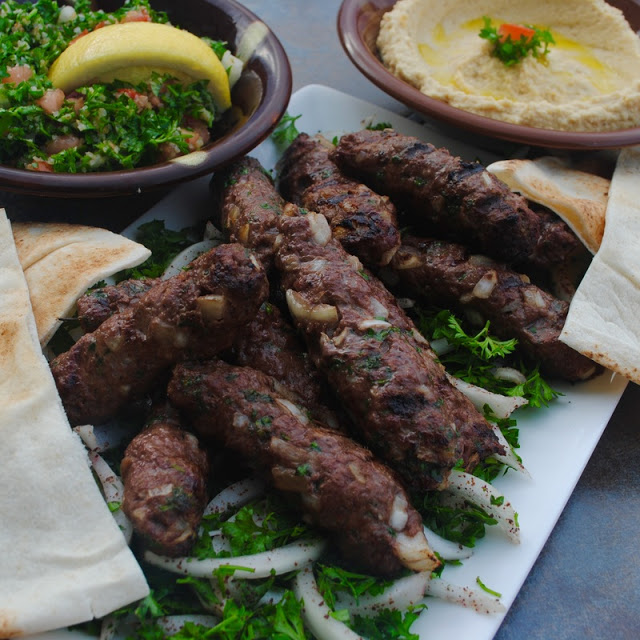 KEFTA RECIPE | Arabic Food Recipes