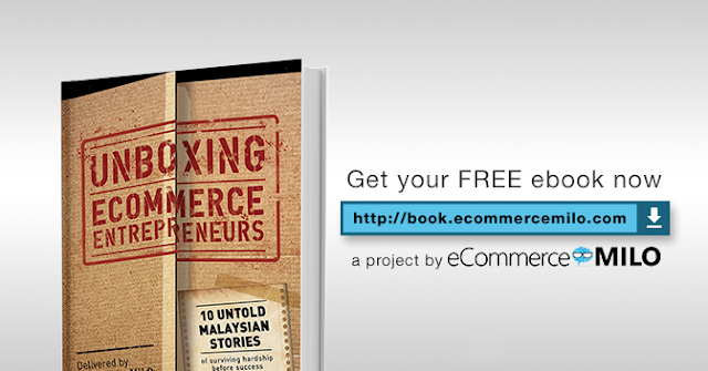 Unboxing eCommerce Entrepreneurs book banner