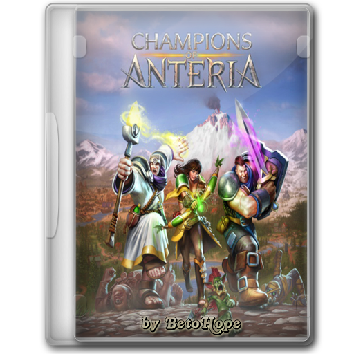 Champions of Anteria Full Español