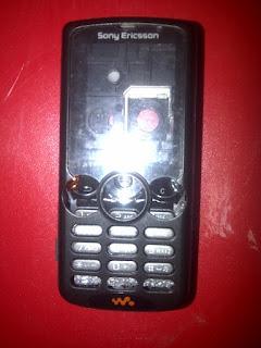 casing Sony Ericsson W810