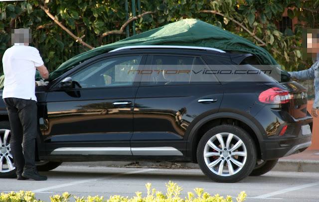 Volkswagen T-ROC: fotos do concorrente do Honda HR-V
