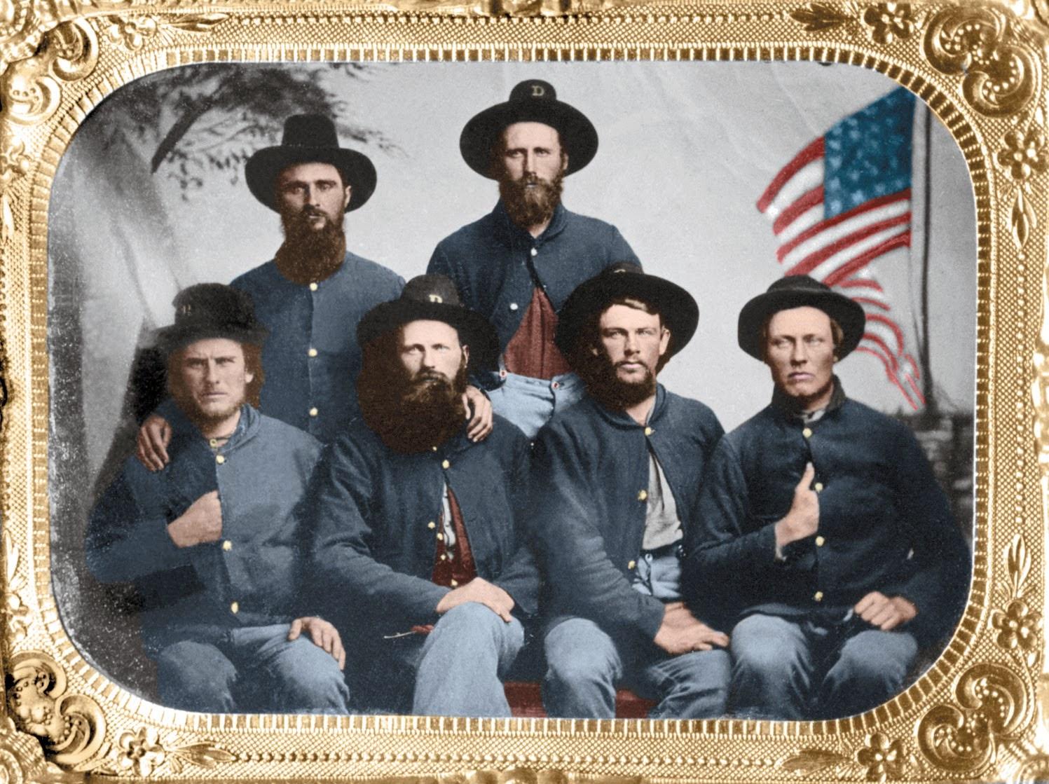 The Civil War Picket: Fallen heroes tree recalls large sacrifice of small, anti-slavery Ohio ...