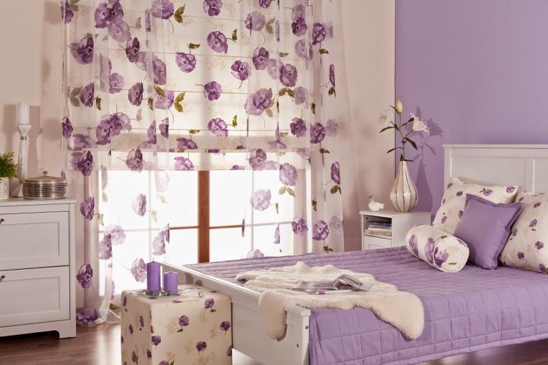 Dormitorios con mariposas dormitorios colores y estilos - Cortinas nina dormitorio ...