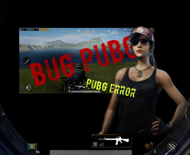 cara fix bug pubg update