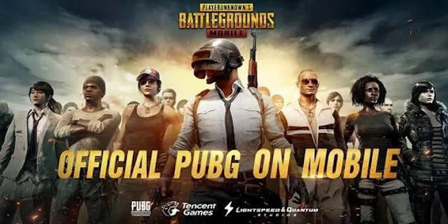 Spesifikasi Minimal Untuk Bermain Game PUBG Mobile
