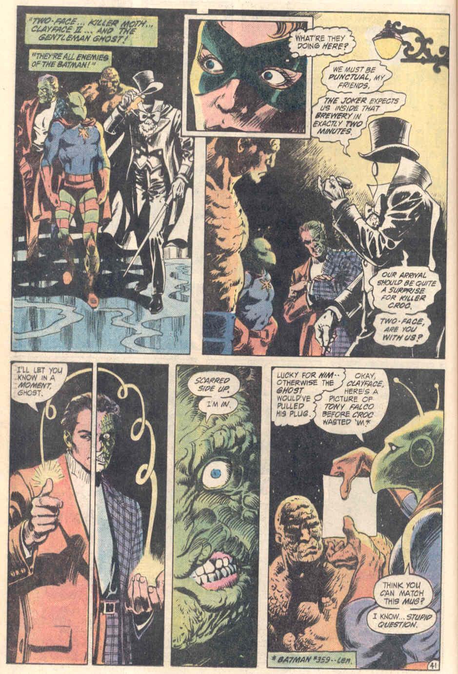 Detective Comics (1937) 526 Page 41