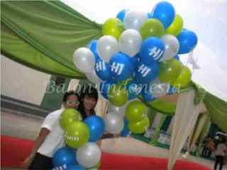 Untuk meramaikan acara kami menjual balon gas bisa untuk dekorasi dan pelepasan