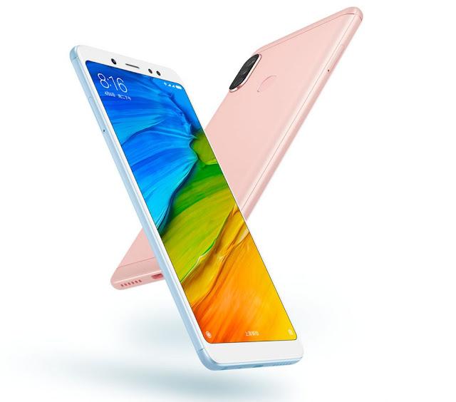 Ponsel Murah Fitur Mewah Xiaomi Redmi Note 5