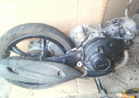 Gambar enjin skuter