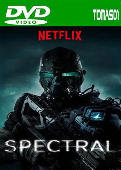 Spectral (2016) (Netflix) DVDRip
